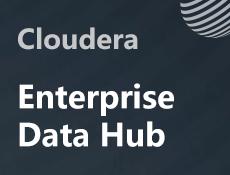 Cloudera Enterprise Data Hub授权购买