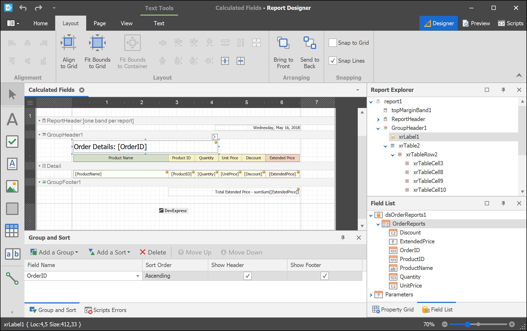 DevExpress v18.1新版亮点