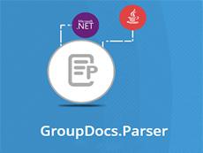 GroupDocs.Parser