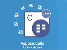 Aspose.Cells for PHP via Java