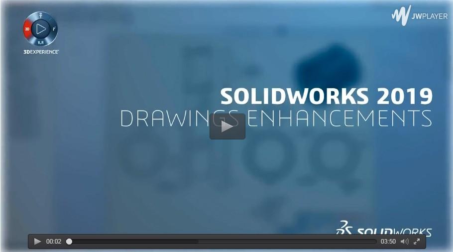 SolidWorks 2019新功能