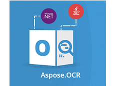 Aspose.OCR for .NET v20.7试用下载