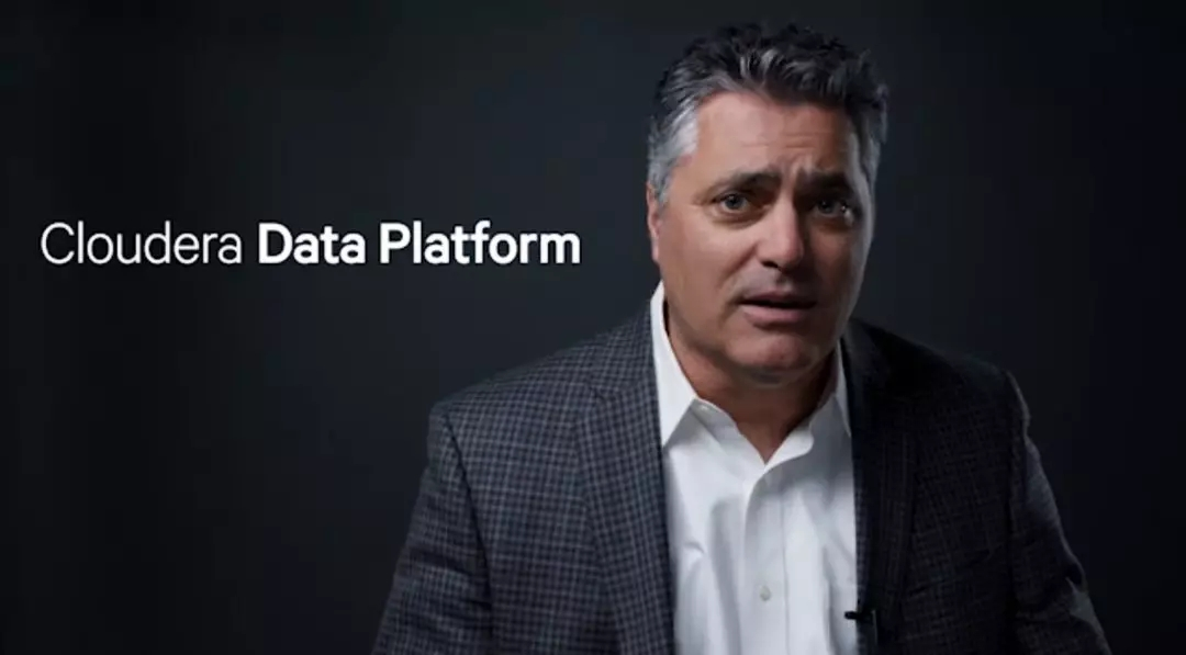 Cloudera CEO Tom Reilly