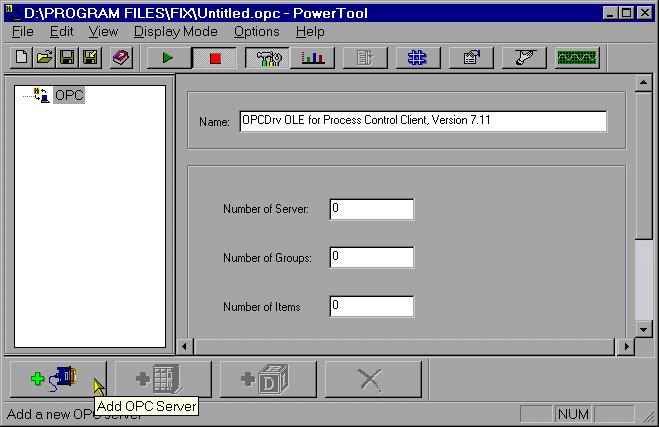 TOP Server 添加服务器01