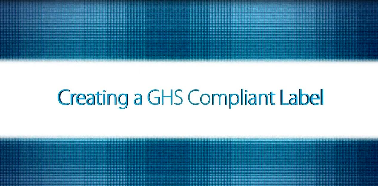 BarTender 创建符合GHS的标签