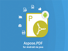 Aspose.Pdf for Android via Java