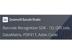 Dynamsoft Barcode Reader授权购买