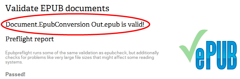 How to Convert a Document to EPUB-007