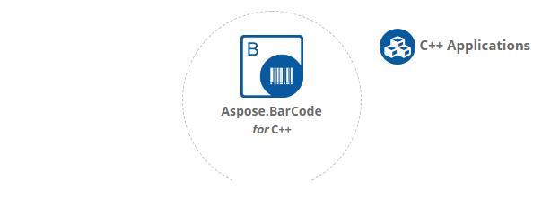Aspose.BarCode for C ++平台独立