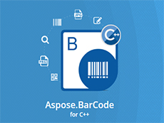 Aspose.BarCode for C++