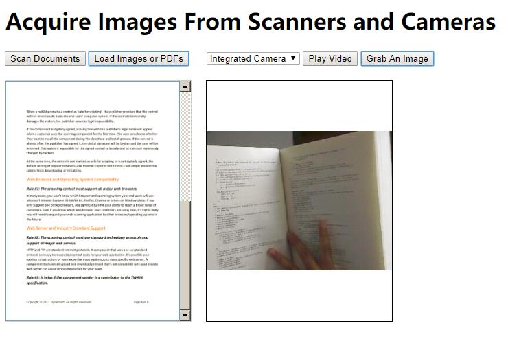 从扫描仪和相机中获取图像2