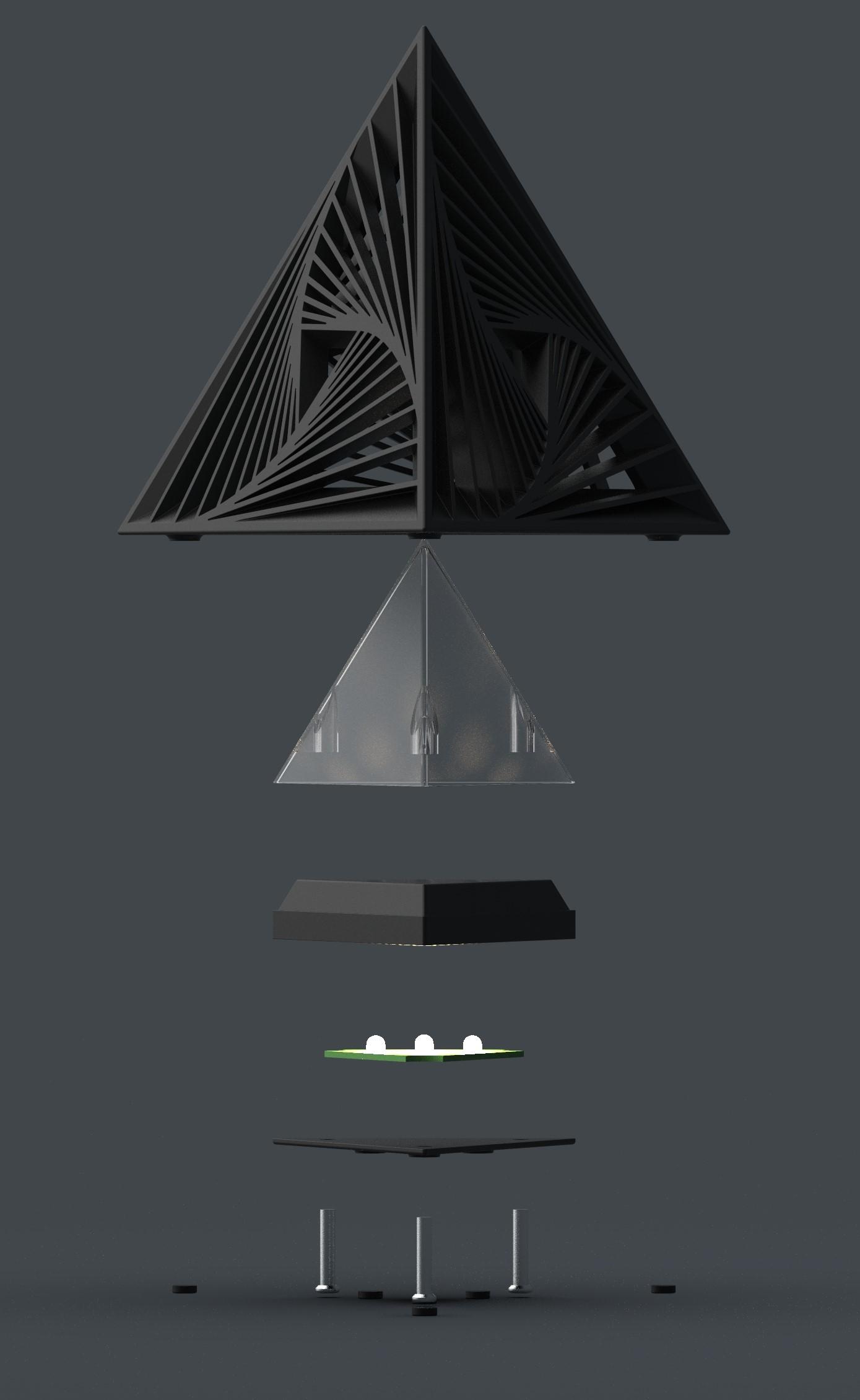 用SolidWorks设计可3D打印的台灯