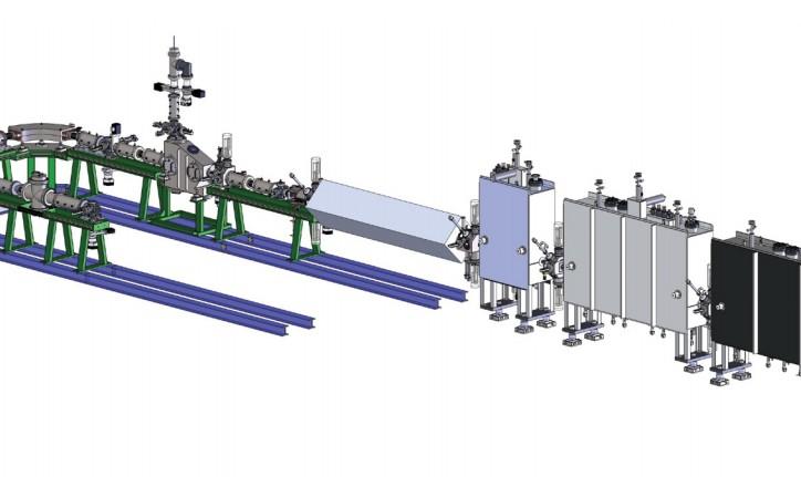 借助 SOLIDWORKS 软件促进加速器设计和核科学研究