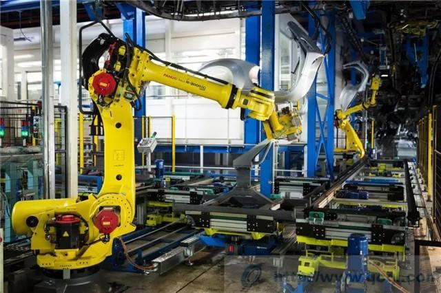 制造业生产设备