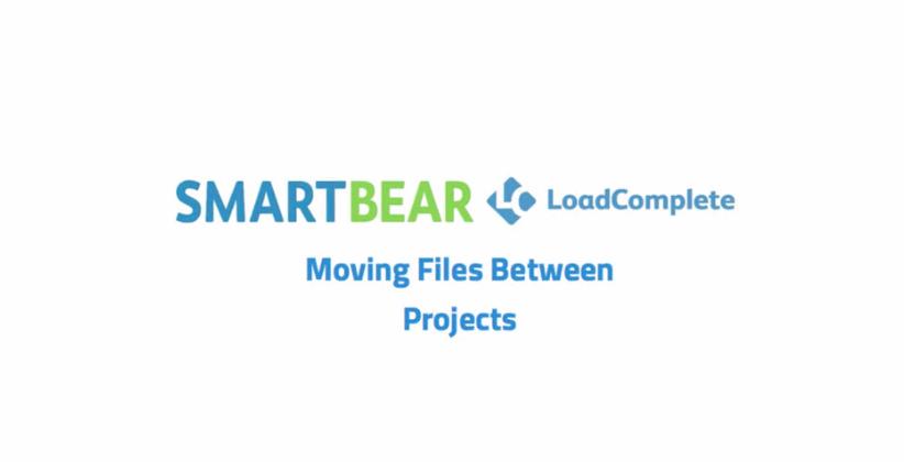 【基础教程】如何在LoadComplete中在项目之间移动文件