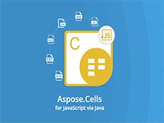 Aspose.Cells for JavaScript via Java