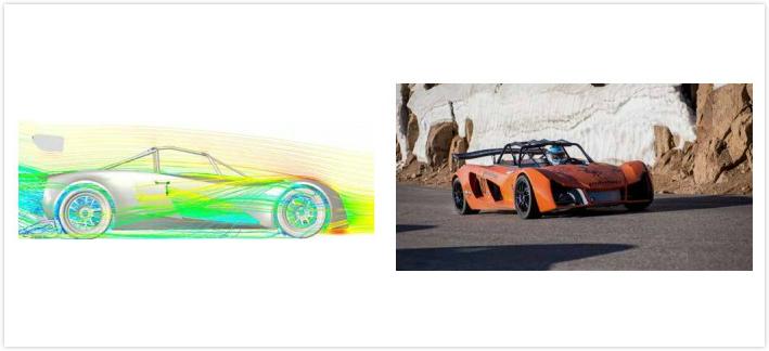 借助 SOLIDWORKS 解决方案促进高性能汽车开发