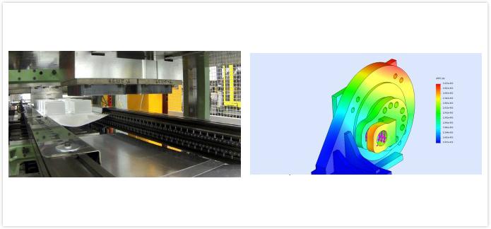 利用 SOLIDWORKS 解决方案促进热成型包装系统开发