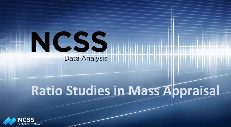 NCSS教程之二十:NCSS中评价比率的研究