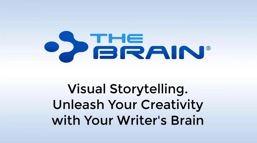 【TheBrain网络研讨会】视觉故事——用作者的大脑释放你的创造力