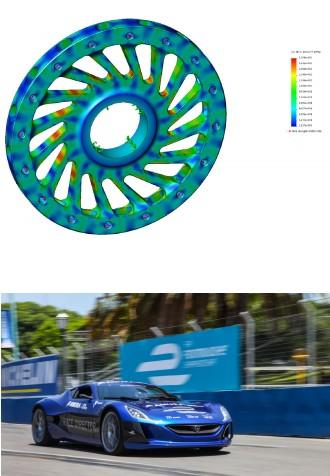 利用SolidWorks解决方案推进了高性能电动汽车的设计