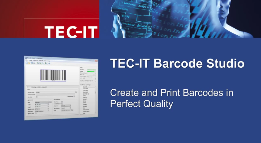 Barcode Studio基础系列视频教程(三)——如何从外部CSV文件导入数据