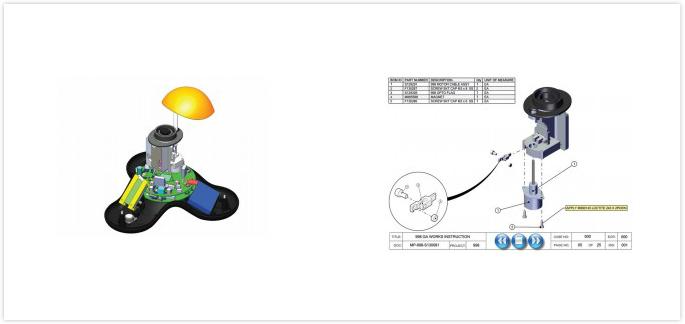使用SOLIDWORKS Composer推进医疗设备制造和组装