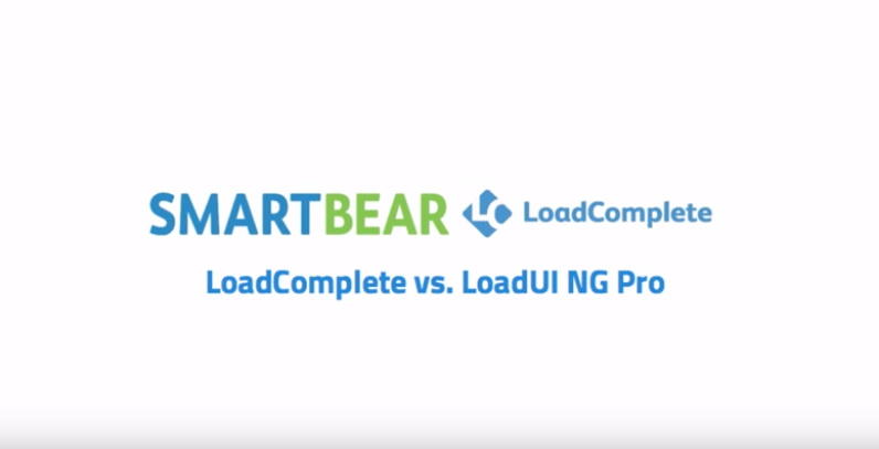 LoadComplete vs LoadUI NG Pro,谁能更胜一筹!