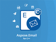 Aspose.Email for C++授权购买