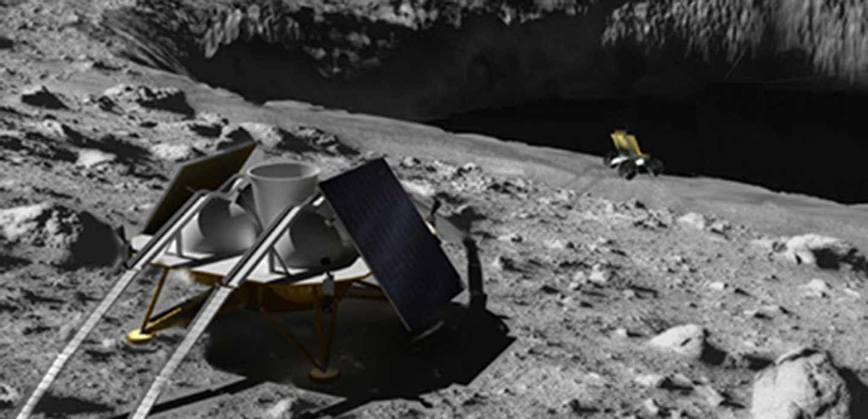 用SOLIDWORKS设计太空探索机器人系统