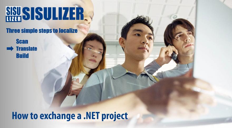 【教程更新】Sisulizer软件本地化三步曲(2.3)——如何为外部翻译人员创建翻译包