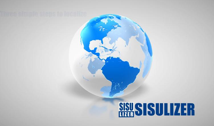 【教程更新】Sisulizer软件本地化三步曲(2.2)——如何使用机器翻译