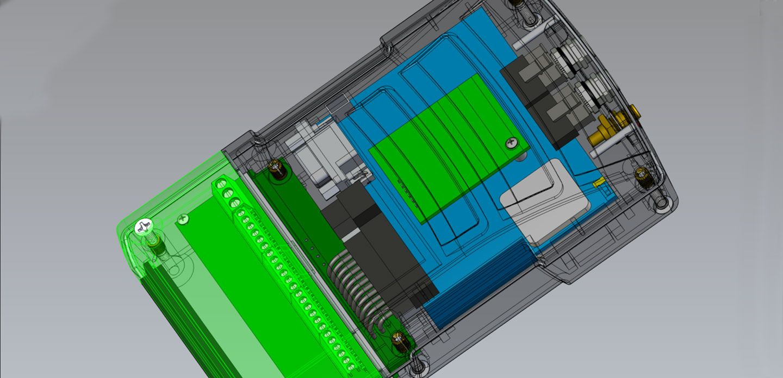 SolidWorks为船只启动创新的无线监控系统