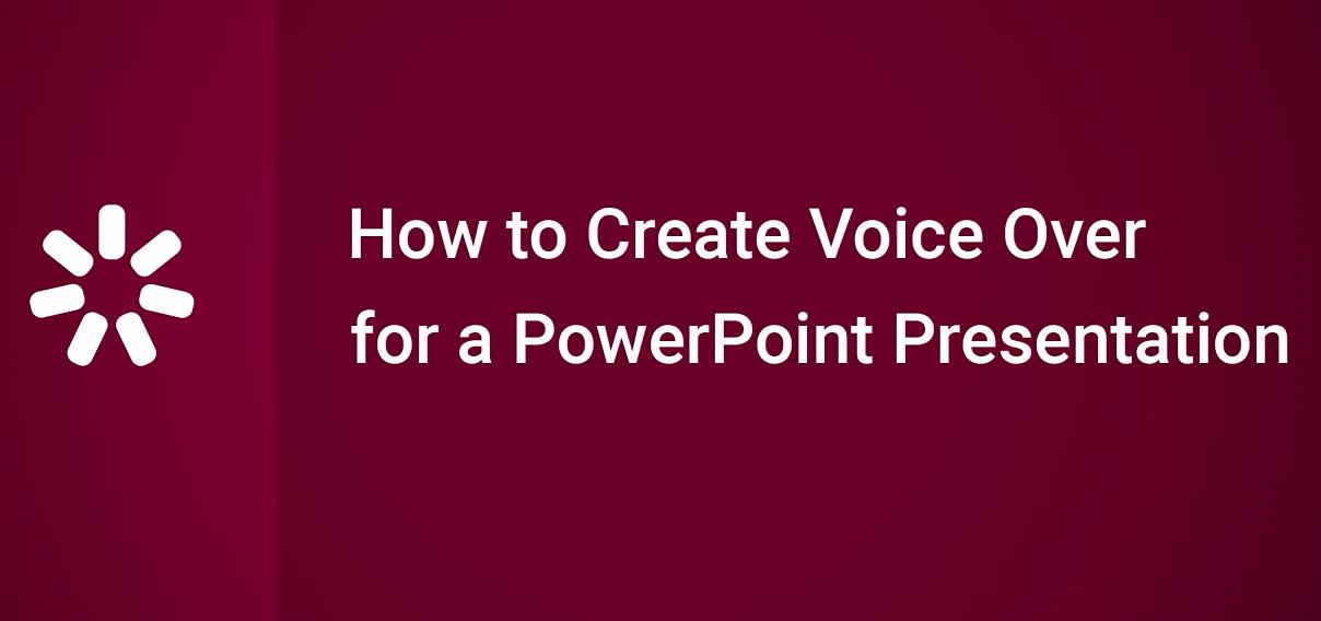 iSpring Suite 视频教程(10):如何为PowerPoint演示文稿创建配音