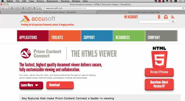 Prizm Content Connect视频教程:基本功能概述