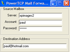 PowerTCP Mail for ActiveX