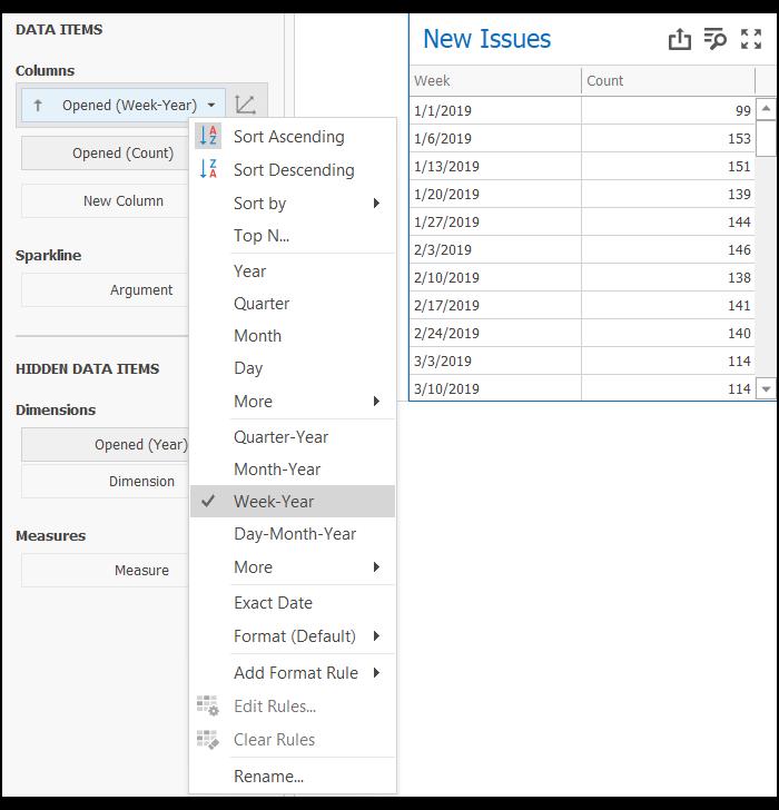 DevExpress Analytics Dashboard v20.1新版亮点