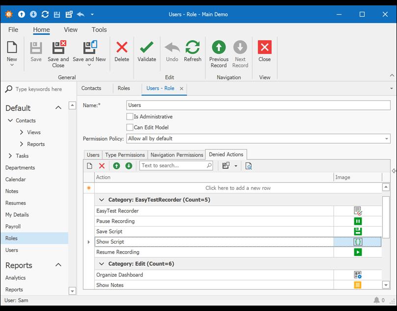 DevExpress XAF App Framework v20.1新版亮点:全新发布的Blazor Server UI