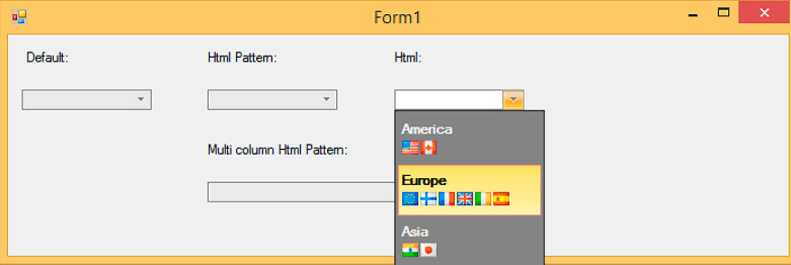 ComponentOne WinForm 和 .NET Core 3.0