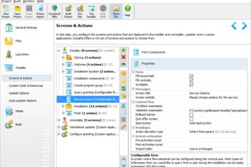 install4j预览:Java项目选择安装步骤