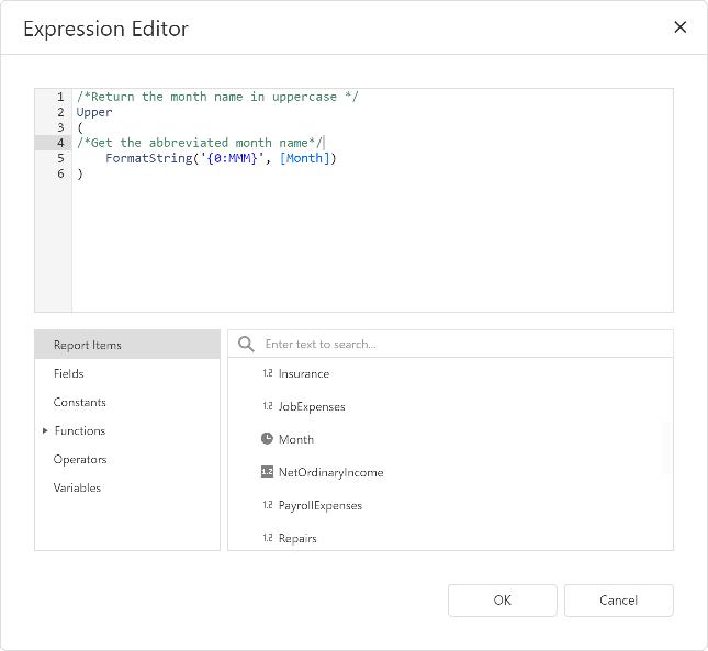 新一代VS报表解决方案DevExpress .NET Reporting v20.1版本亮点