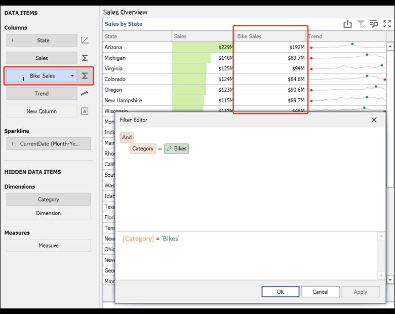 可视化仪表盘控件DevExpress Dashboard v20.1版本亮点