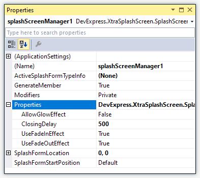 DevExpress WinForms帮助文档