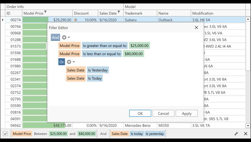 DevExpress v20.2新版亮点