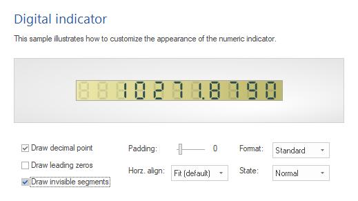 MFC界面库BCGControlBar v31.2新功能全解:图表、仪表控件功能增强