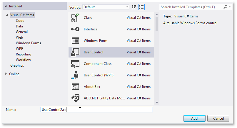 创建Visual Studio样式的应用界面 - 文档管理界面06
