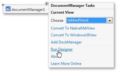 创建Visual Studio样式的应用界面 - 文档管理界面03