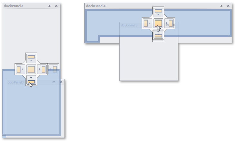 创建Visual Studio样式的应用界面 - 停靠管理器05