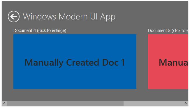 创建现代Windows风格的应用界面 - 图集20