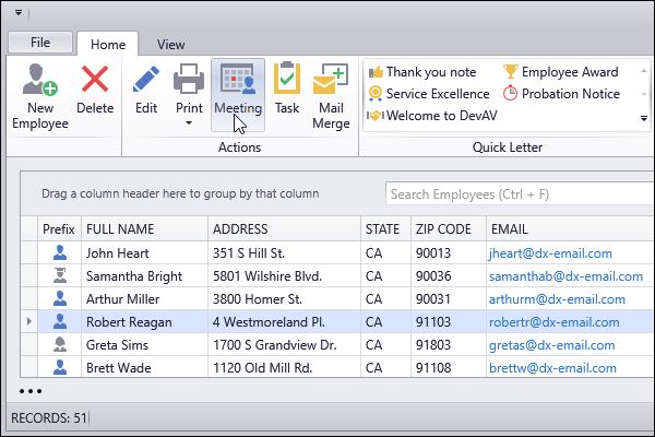 DevExpress WPF主题列表图解 - DXStyle主题